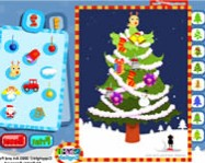 Making christmas tree online